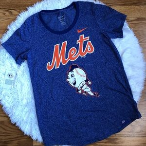 NIKE Women's NY Mets Tee